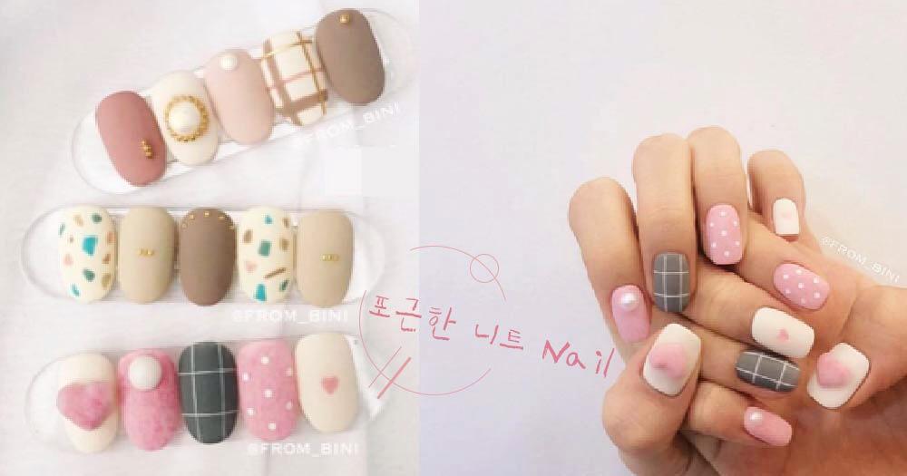 【뷰티뷰티】 세상 포근한 니트 네일로! 절로 포근해지는 '올겨울 내 손톱은 이거당!' 특선 니트 네일 14!